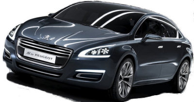 Concept car 5 by Peugeot is announcing the forecoming Peugeot 508. The design of this 5 by Peugeot Concept is the new evolution of Peugeot 508, under guidance of Mr Ploué..